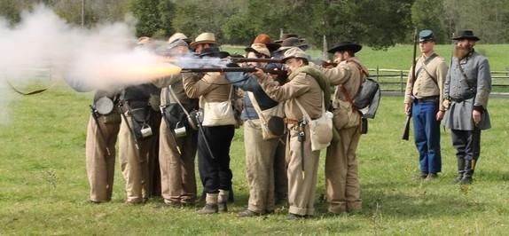 Civil War battlefield, Kernstown Battlefield Winchester, VA